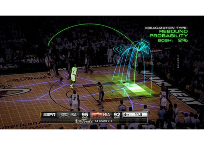 NBA_Analytics – screenshot 1