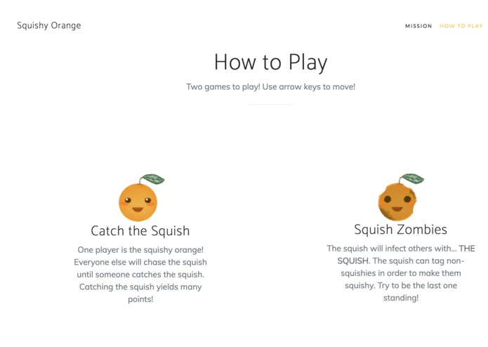 Squishy Orange – screenshot 3