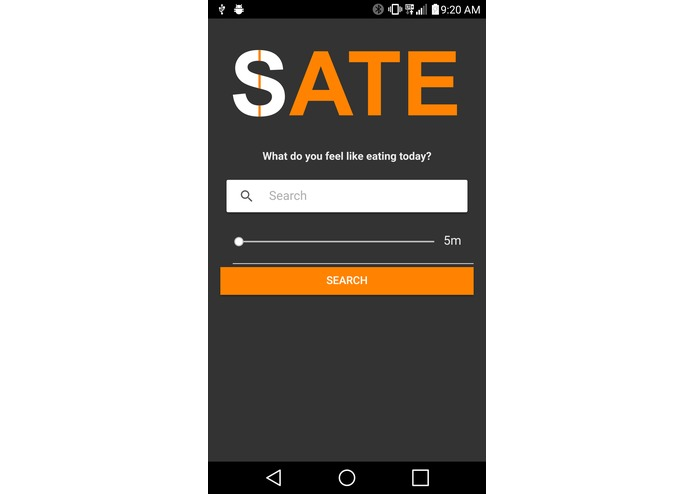 SATE – screenshot 4