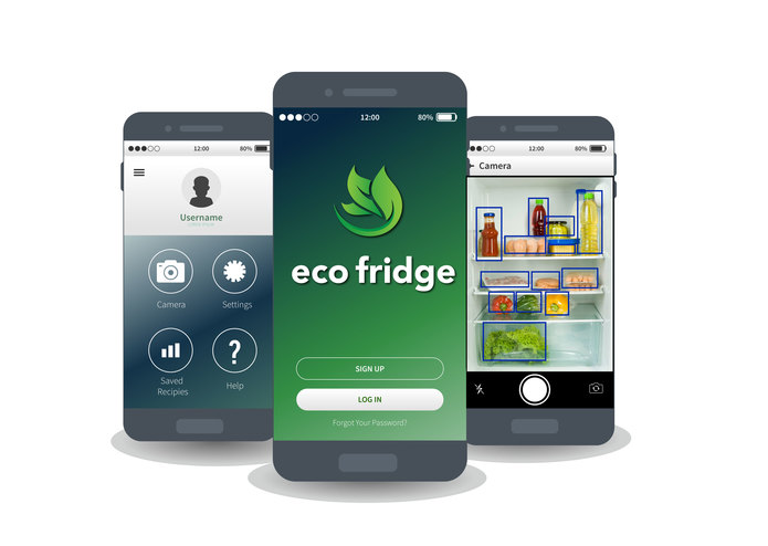 Eco Fridge – screenshot 1