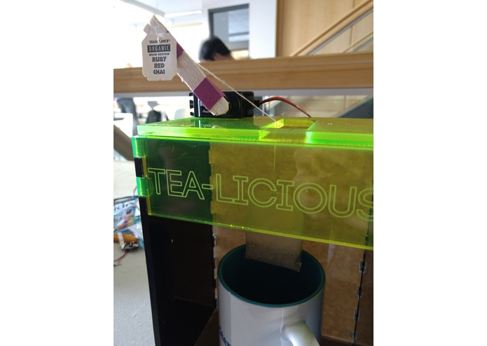 Tea-licious – screenshot 2
