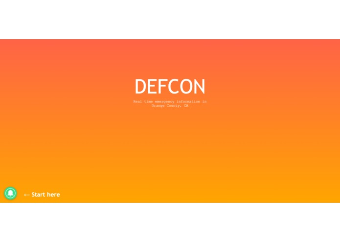 DEFCON – screenshot 1