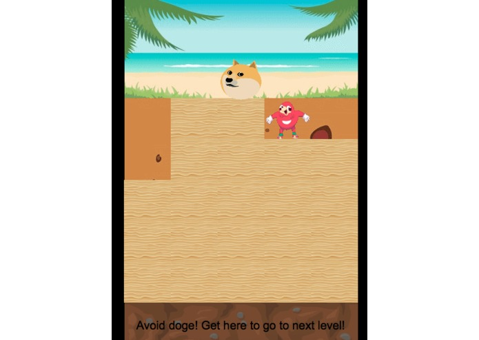 Dodge the Doge – screenshot 2