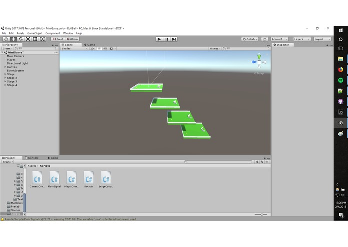 RollBall – screenshot 3