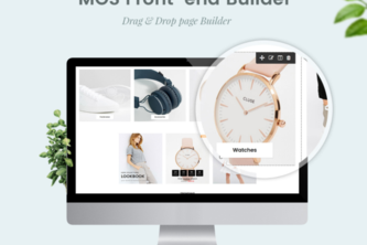 Frontend Builder for Magento 2 By Magesolution
