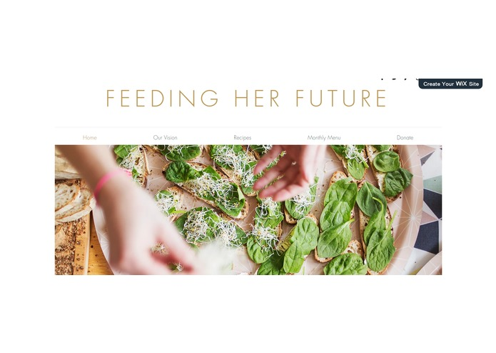 Feeding Her Future – screenshot 1