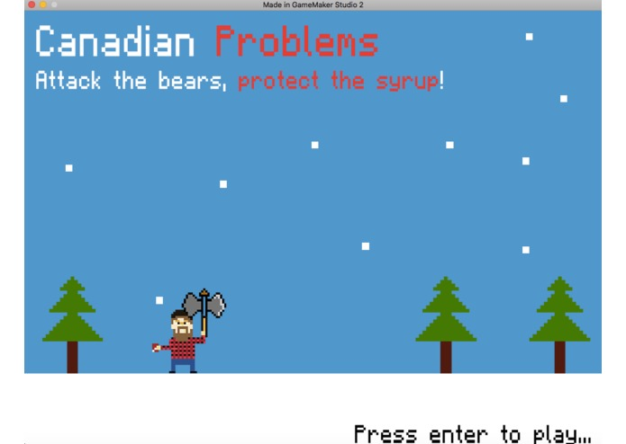 Canadian Problems – screenshot 3