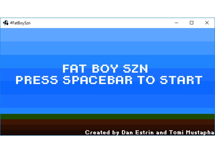 Fat Boy Szn – screenshot 2