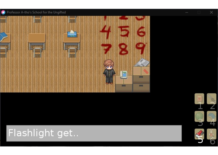 Professor Atho's School – screenshot 2