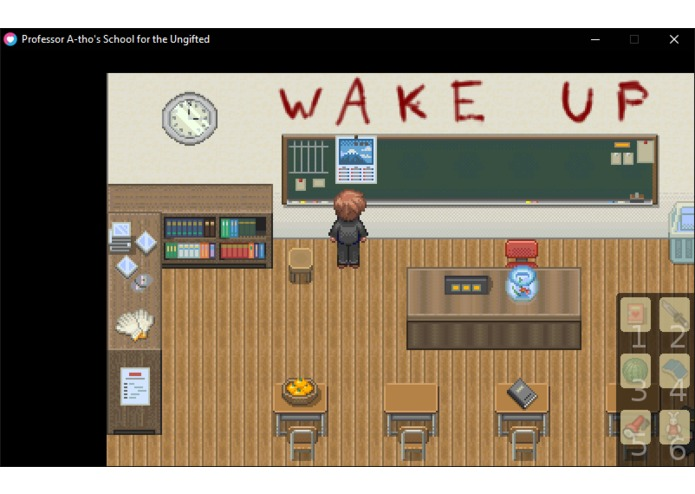 Professor Atho's School – screenshot 1