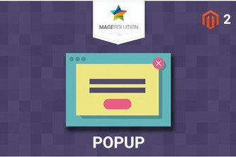 Popup extension for Magento 2 by Magesolution