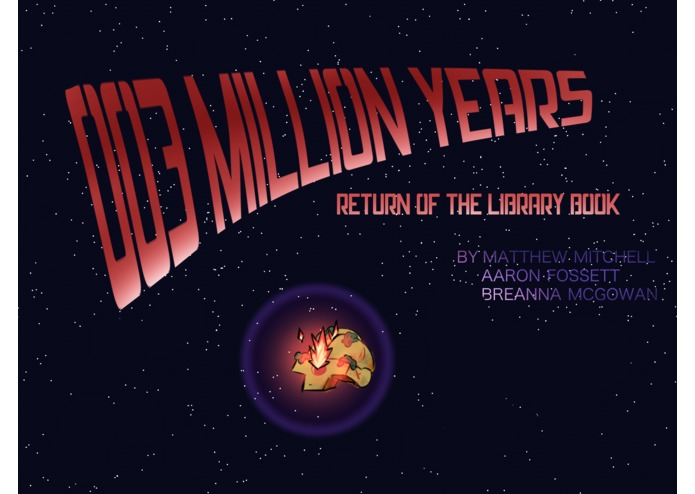 3 Million Years 2: Return of the Library Book – screenshot 1