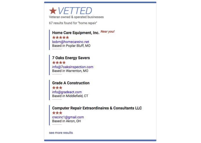Vetted – screenshot 4
