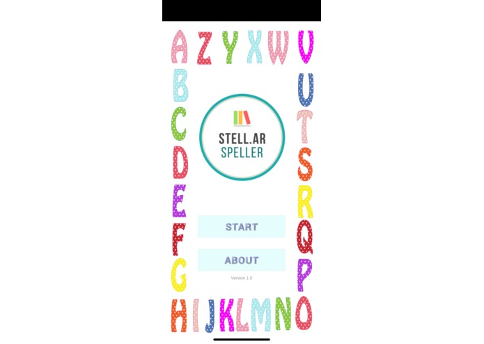 Stell.AR Speller – screenshot 1