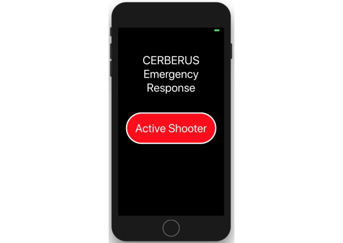 CERBERUS Emergency Response – screenshot 1