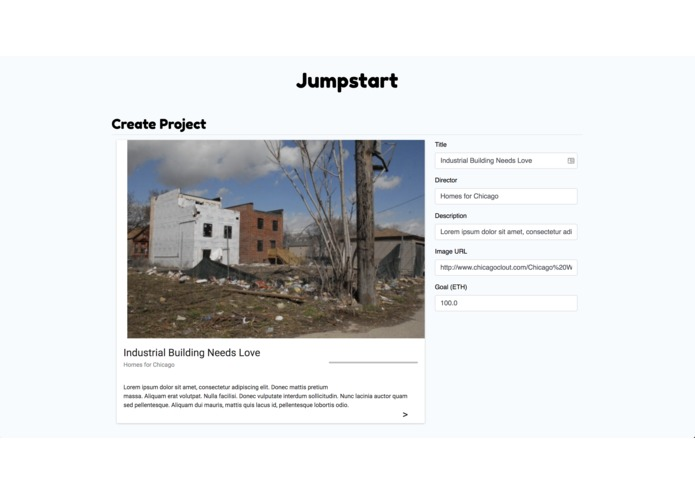 Community Jumpstart – screenshot 3
