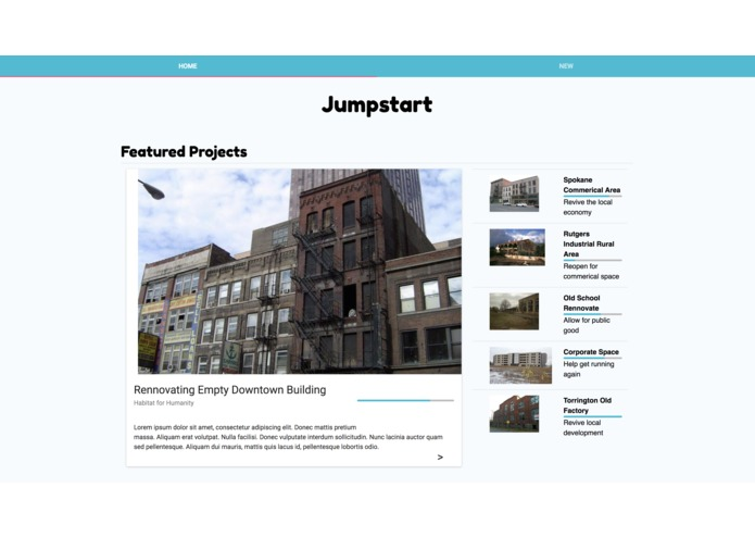 Community Jumpstart – screenshot 2