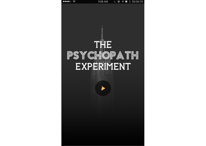 The Psychopath Experiment – screenshot 1