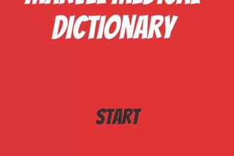 Marvel Medical Dictionary