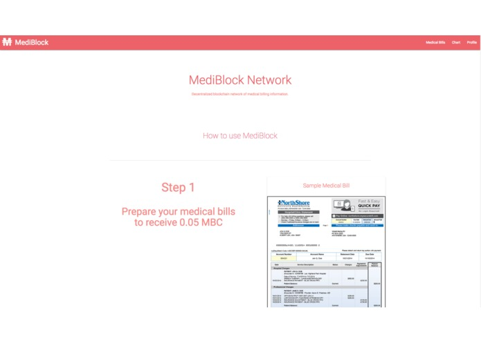 MediBlock – screenshot 3