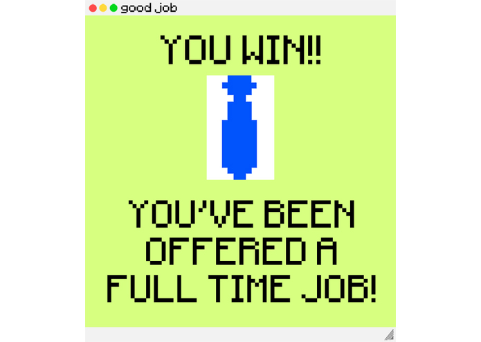 Wired Gets You Hired – screenshot 8