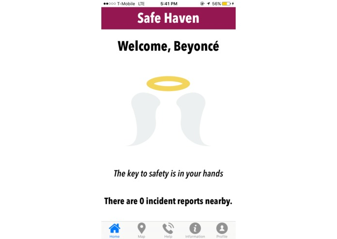 Safe Haven – screenshot 1