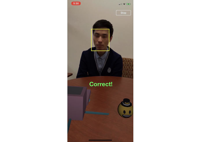 HowAmIFeeling AR – screenshot 4
