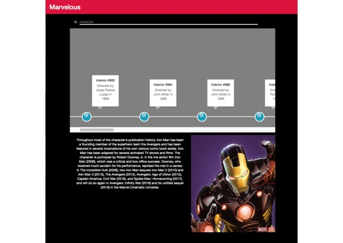 Marvel-ous – screenshot 1