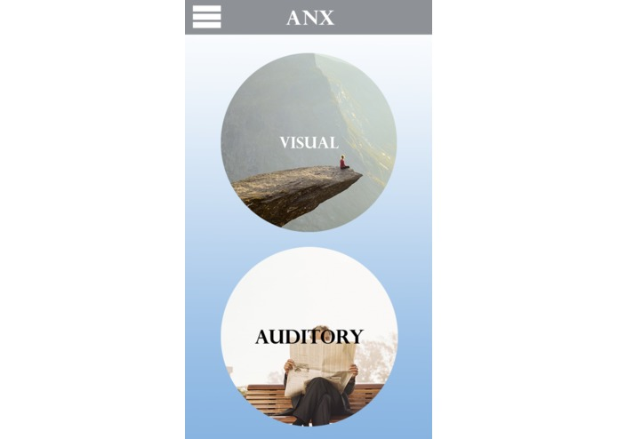 ANX – screenshot 1