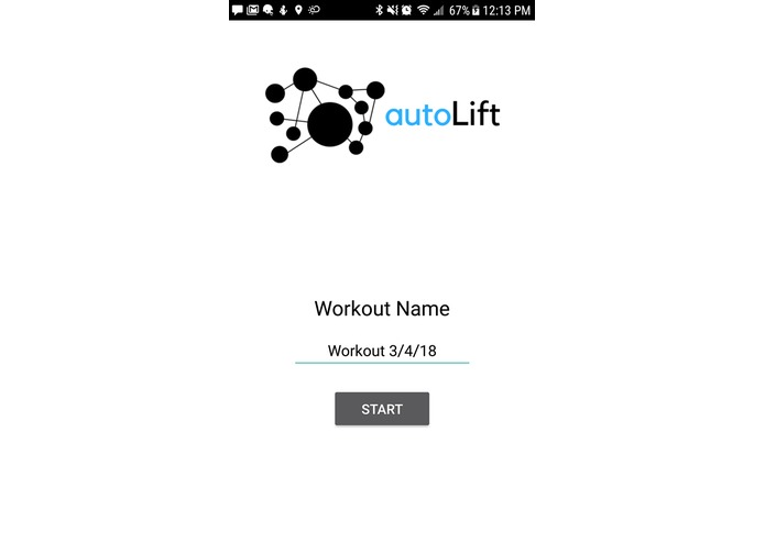 autoLift – screenshot 2