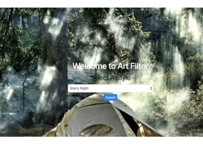 Art Filter – screenshot 1