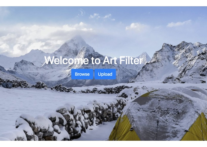 Art Filter – screenshot 3