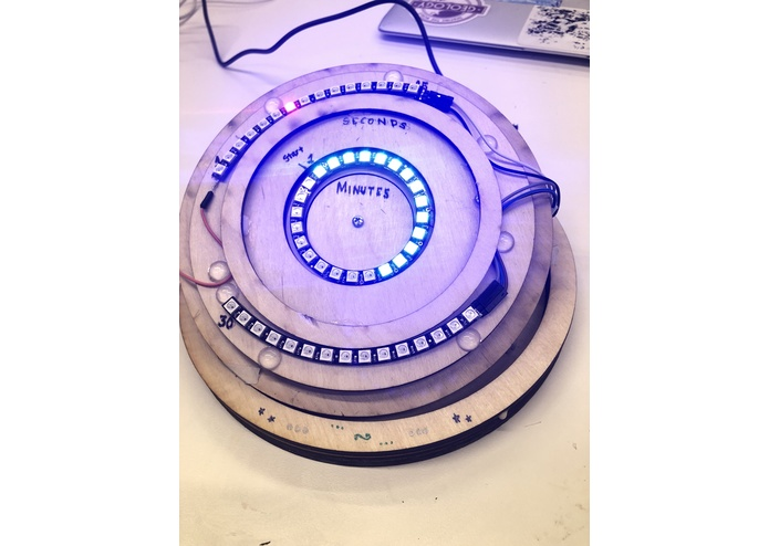LED timer – screenshot 1