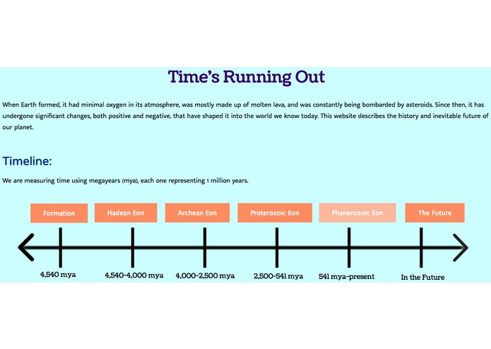 Time's Running Out – screenshot 1