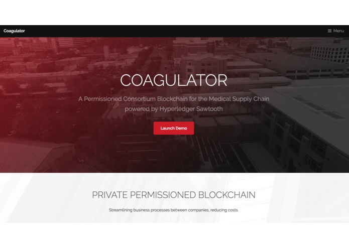 The Coagulator – screenshot 1