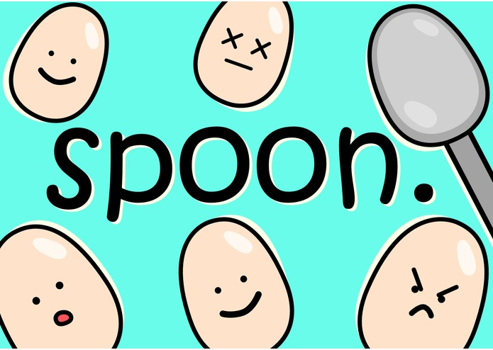 Spoon - An ARM-based digital egg and spoon race – screenshot 1
