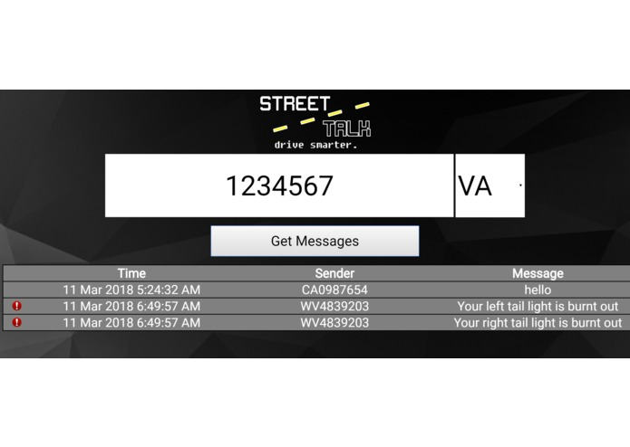 StreetTalk: Opening the Roads to Communication – screenshot 1