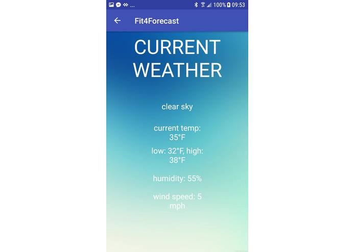 Fit4Forecast – screenshot 6