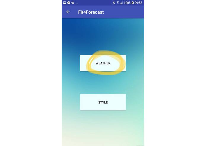 Fit4Forecast – screenshot 5