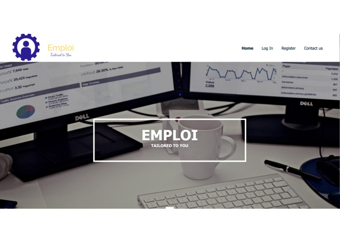 Emploi – screenshot 1