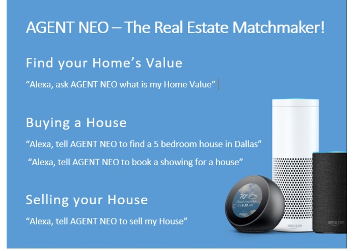 Agent NEO - Voice Technology for Real Estate – screenshot 1