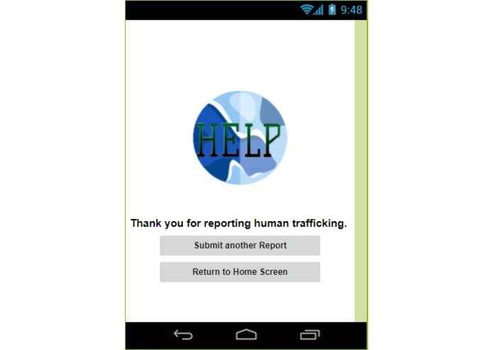 Human Trafficking Education and Life Protection (HELP) – screenshot 3