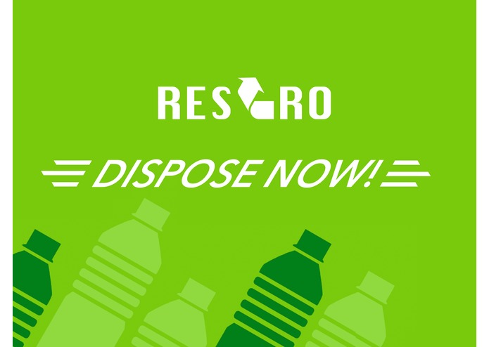 The Restro Machine - Smarter Recycling by Team Restro – screenshot 2