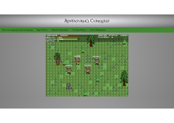 Adventurer's Conquest – screenshot 1