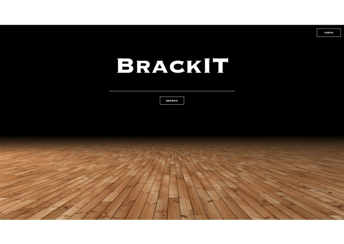 BrackIT – screenshot 1