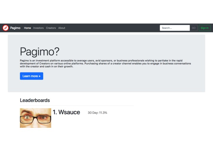 Pagimo – screenshot 2