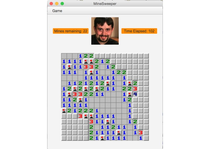 MineSweeper – screenshot 1