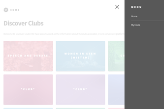 Discover clubs