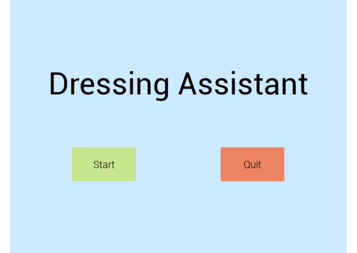 Dementia Dressing Assistant – screenshot 1