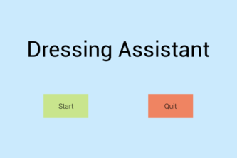 Dementia Dressing Assistant